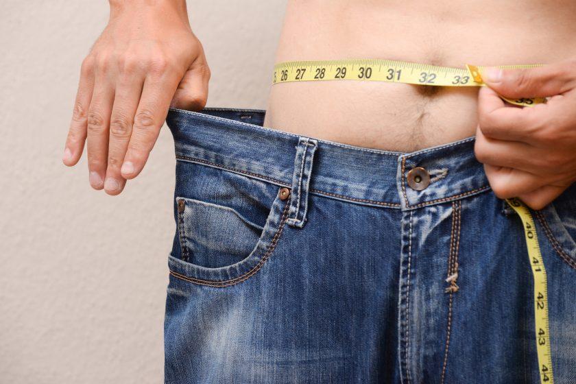 lose skinny fat
