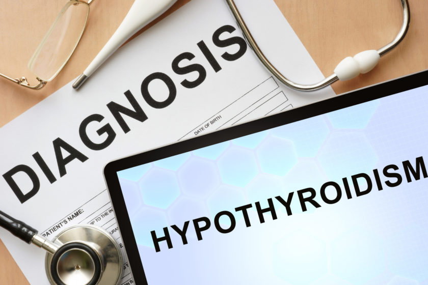 losing weight with hypothyroidism